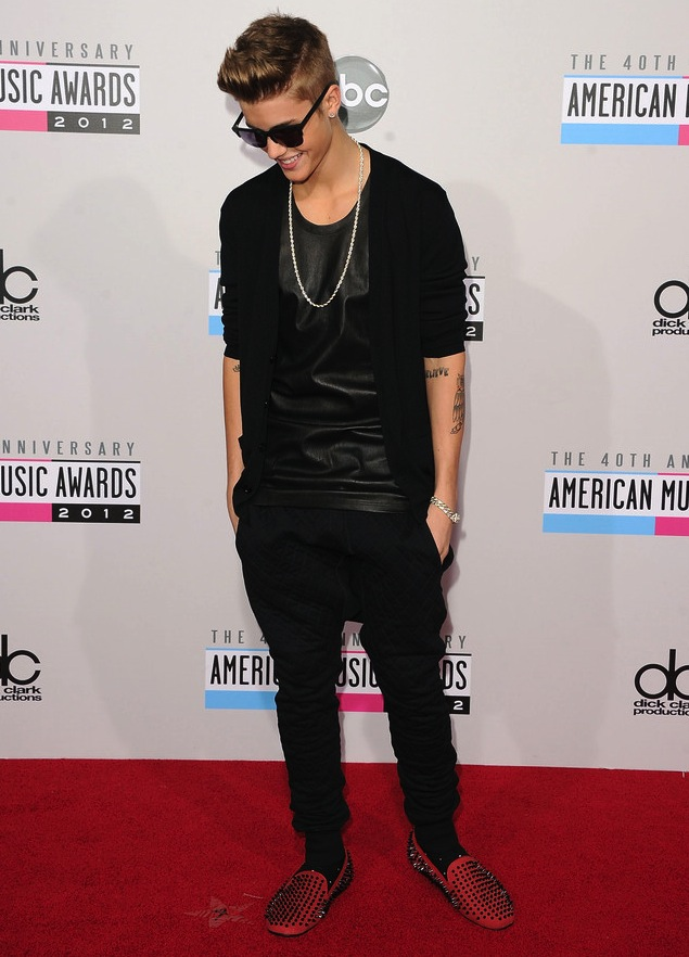Justin Bieber Style Clothes 2012 Justin Bieber AMA 2012...