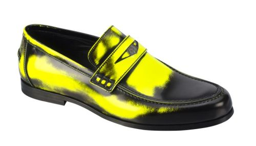 Darblay-Neon-Brush-off-Leather-Yellow