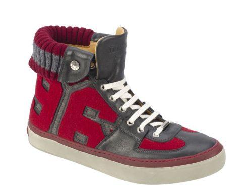 Walcott-Flannel-Vachetta-Red